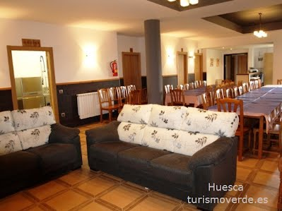 TURISMO VERDE HUESCA. Hotel Rural El Churrón de Larrés.